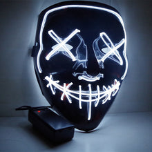 Load image into Gallery viewer, The Purge LED Mask