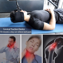 Load image into Gallery viewer, Portable Neck Pain Relief relaxing Hammock