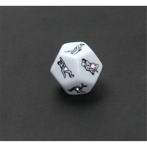 Sexy Dice - 12 Positions