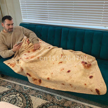 Load image into Gallery viewer, Viral Burrito Blanket