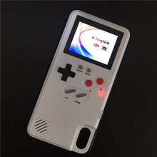 Load image into Gallery viewer, 36 Classic GameBoy iPhone Game Case  7 8 6 6s Plus X iphone