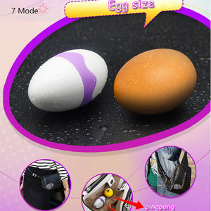 Clitoris Tongue Vibrator Egg