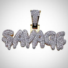 Load image into Gallery viewer, Savage Iced Out Hip Hop Chain