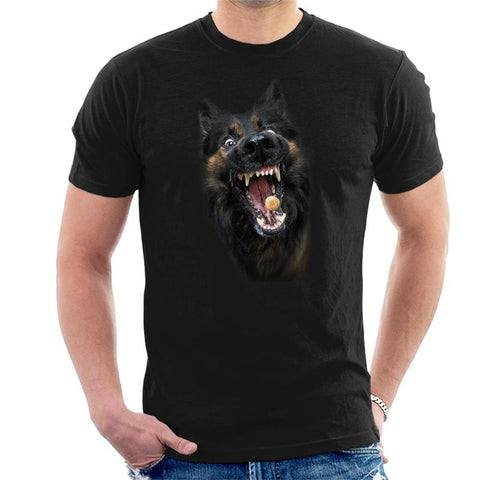 Alsatian Mens T-Shirt