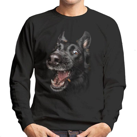Black Shepherd Unisex Sweatshirt