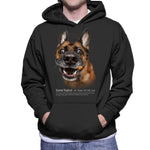 German Shepherd Definition Unisex Hoodie