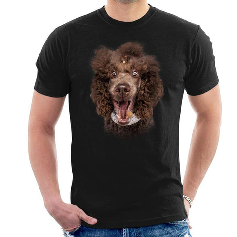 Poodle Mens T-Shirt