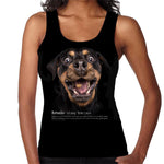 Rottweiler Definition Ladies Vest