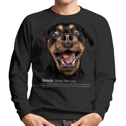 Rottweiler Definition Unisex Sweatshirt