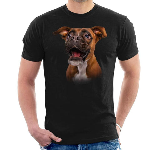 Boxer Mens T-Shirt
