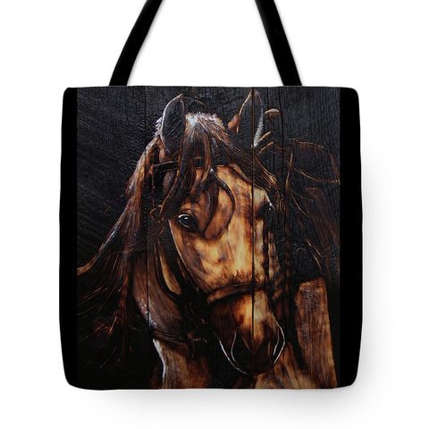 Steed Tote Bag