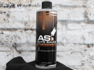 Auto Sauce- Nana's Leather Cleaner