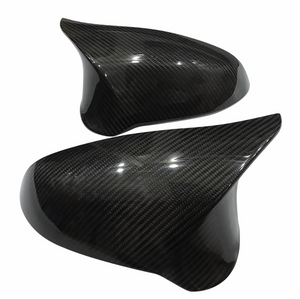 BMW F80 M3/F82 M4 CARBON FIBER MIRROR COVERS