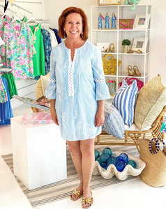 Lily Pulitzer Hollie Tunic Dress