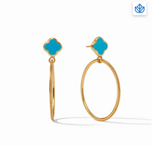 Load image into Gallery viewer, Julie Vos Chloe Cirque Earring