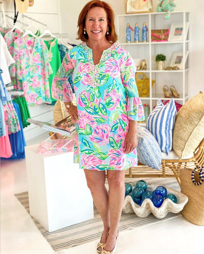 Lily Pulitzer Elenora Silk Dress