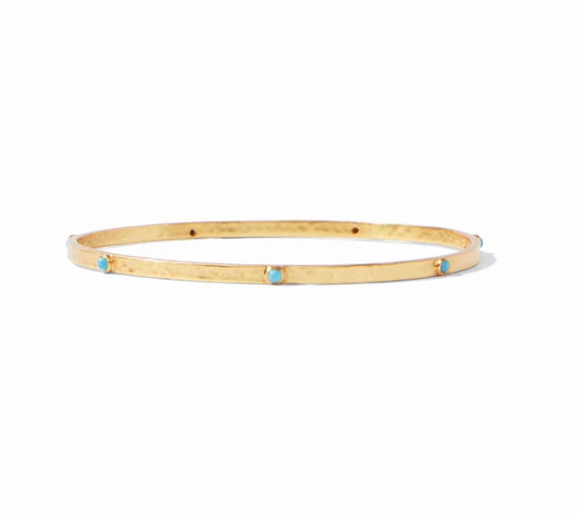Julie Vos Crescent Bangle