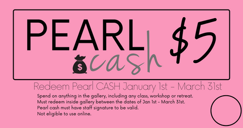 Start Collecting Your Pearl Cash!!!