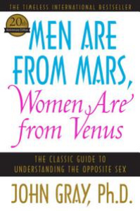 Men are From Mars, Women are From Venus - The Pearl of Door County