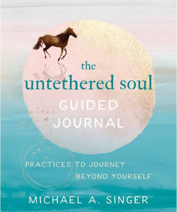 The Untethered Soul Guided Journal - The Pearl of Door County