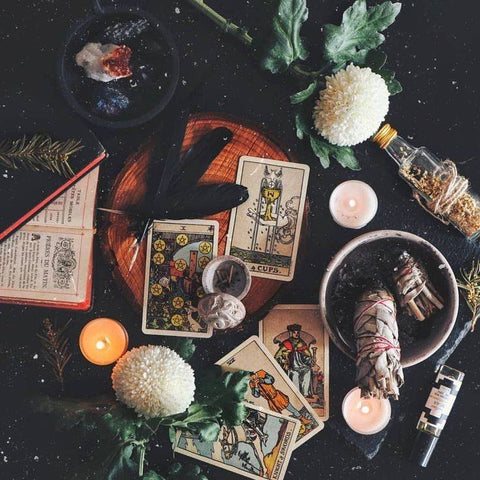 Personal Tarot Reading Session: October