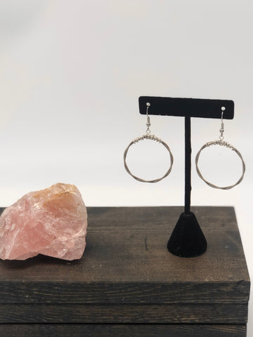 "Chord Jewelry ""Solo"" earrings"