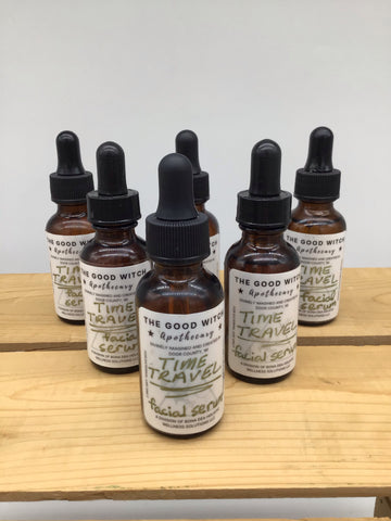Time Travel Healing Facial Serum - The Pearl of Door County
