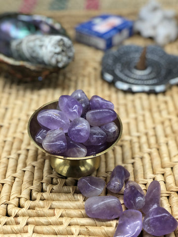 Polished Amethyst