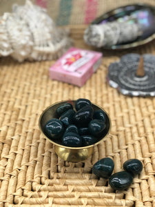 Polished Bloodstone - The Pearl of Door County