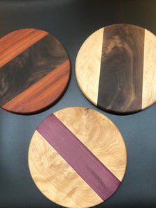 Round Timber Fusion Board