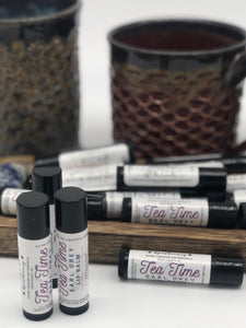 Tea Time Lip Balm