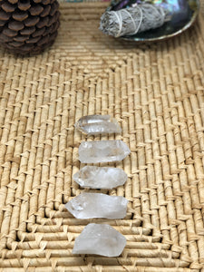 Quartz Points - The Pearl of Door County