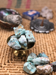 Chrysocolla - The Pearl of Door County