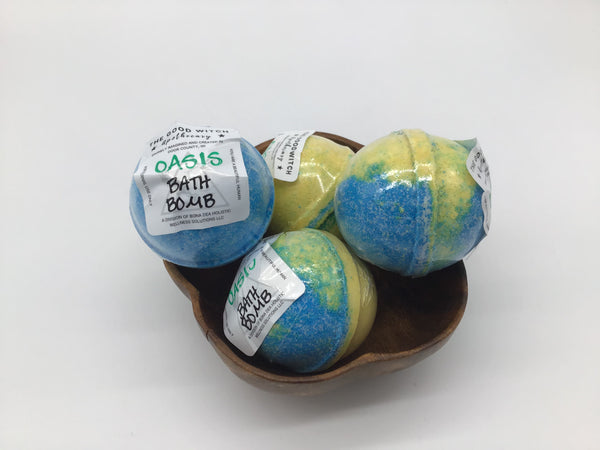 Good Witch Bath Bombs