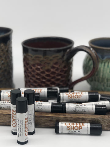 Coffee Shop Lip Balm
