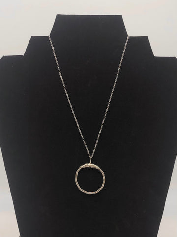 "Chord Jewelry ""Solo"" Necklace"