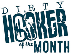 Dirty Hooker of the Month Logo