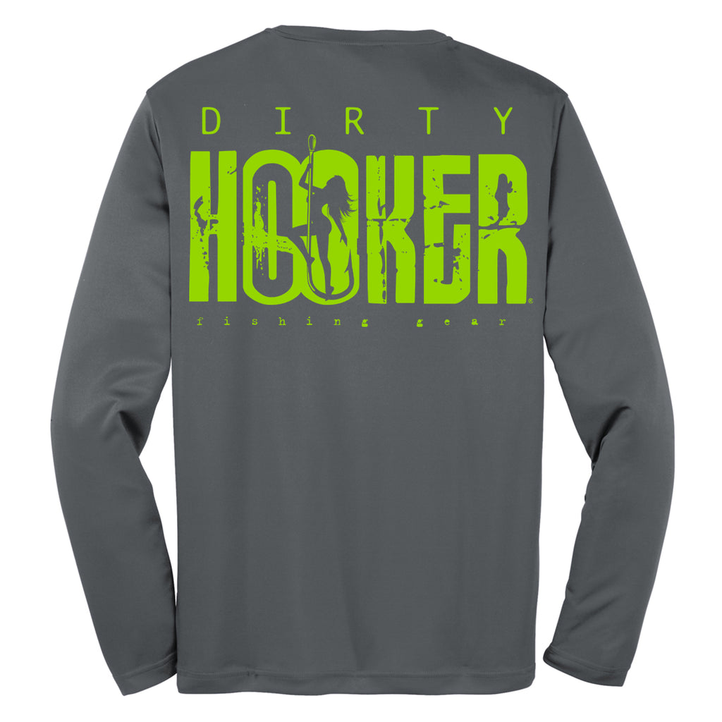Dirty Hooker Classic Green Dry Fit