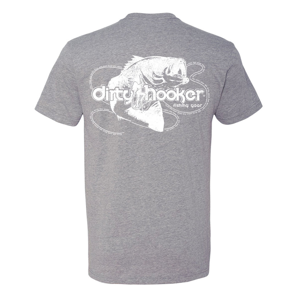 Dirty Hooker Flying Bass Premium T-Shirt