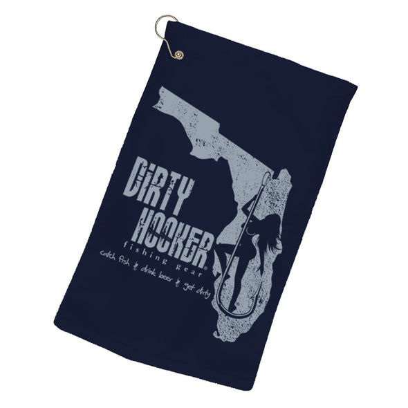 Dirty Hooker Florida Towel