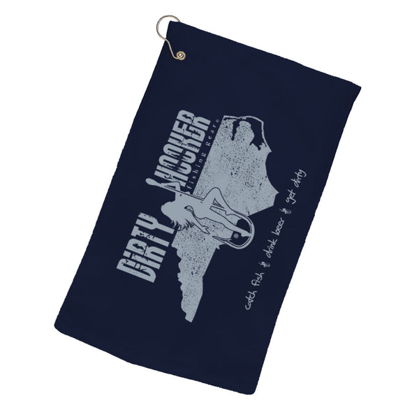 Dirty Hooker North Carolina Towel