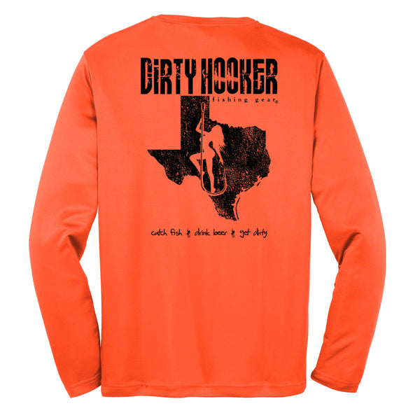 Dirty Hooker Texas Dry Fit