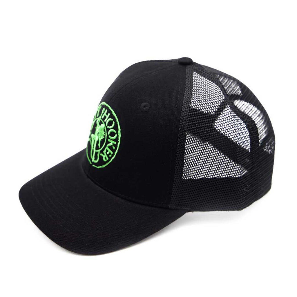 Dirty Hooker Premium Trucker Hat Black