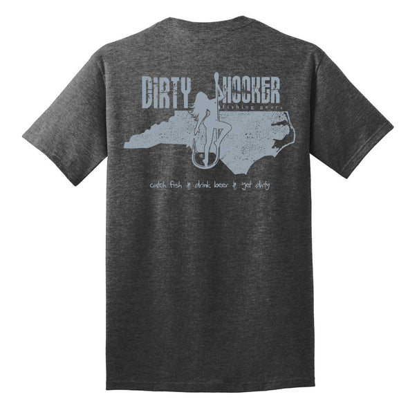 Dirty Hooker North Carolina T-Shirt