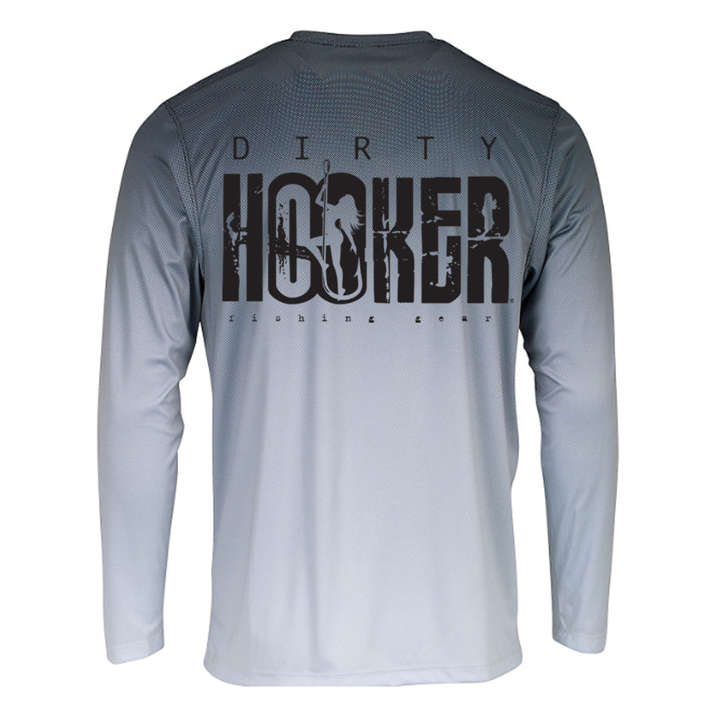 Dirty Hooker Special Edition UPF Black Dry Fit