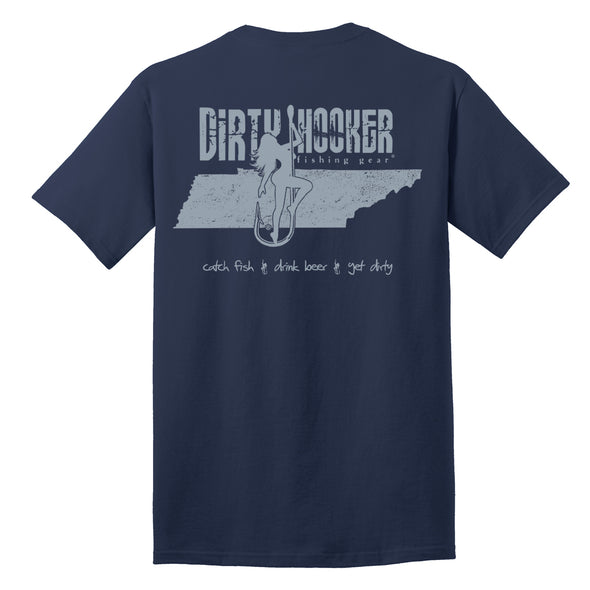Dirty Hooker Tennessee T-Shirt