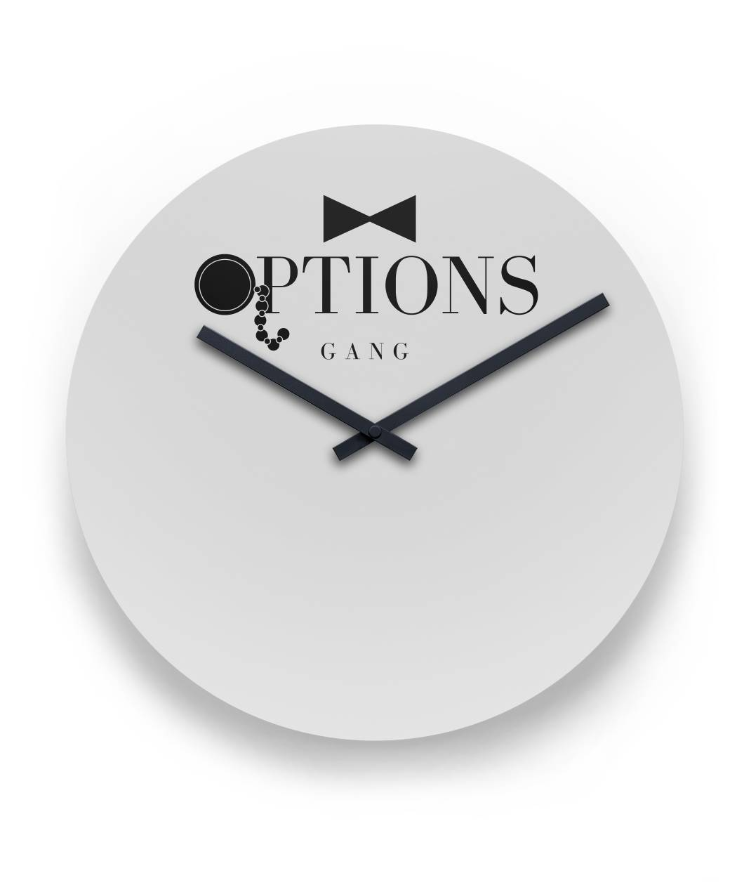Options Gang Wall Clock 11