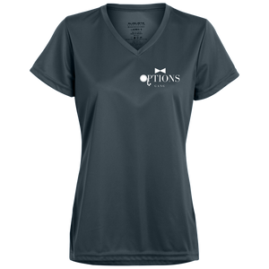 Options Gang Ladies Moisture Wicking T-Shirt