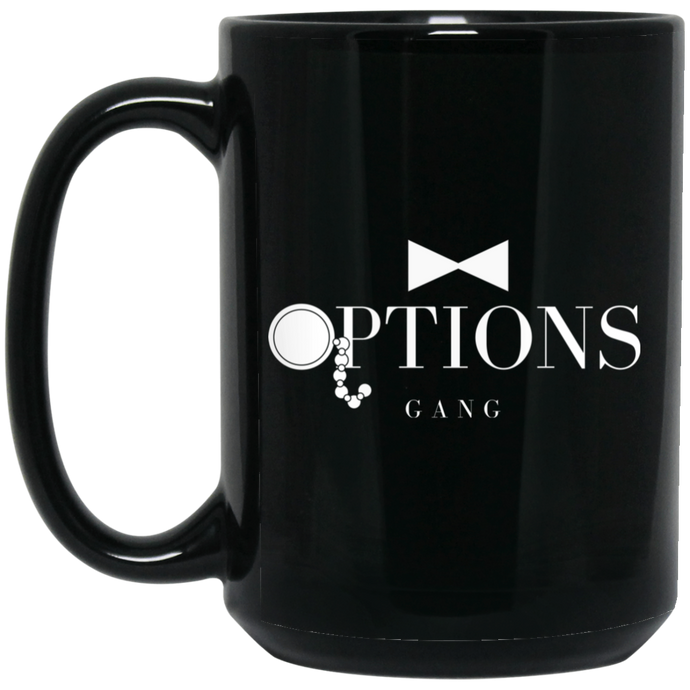 Options Gang 15 oz. Kobe Going For 81 Day Trades Mug