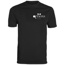 Load image into Gallery viewer, Options Gang Mens Moisture Wicking T-Shirt